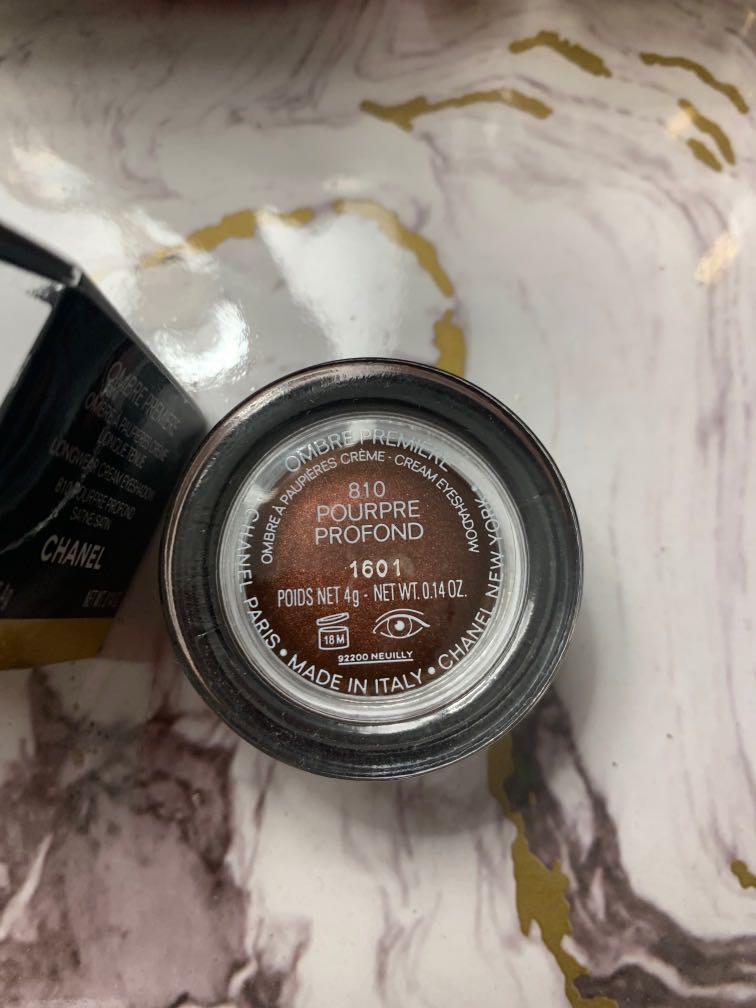 Chanel mousse eyeshadow #810