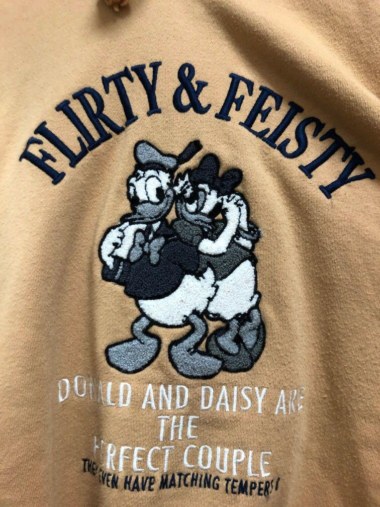Donald and Daisy hoodie