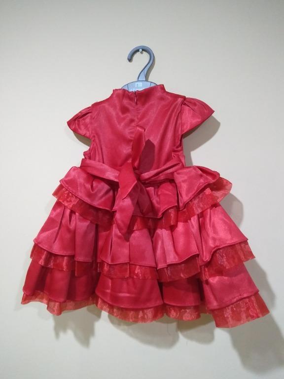 dress anak 2th cheong sam TURUN HARGA!!!