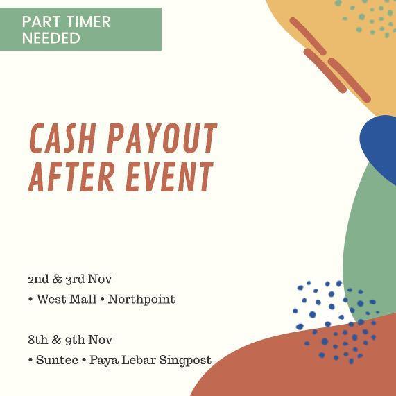 Event Part Timer