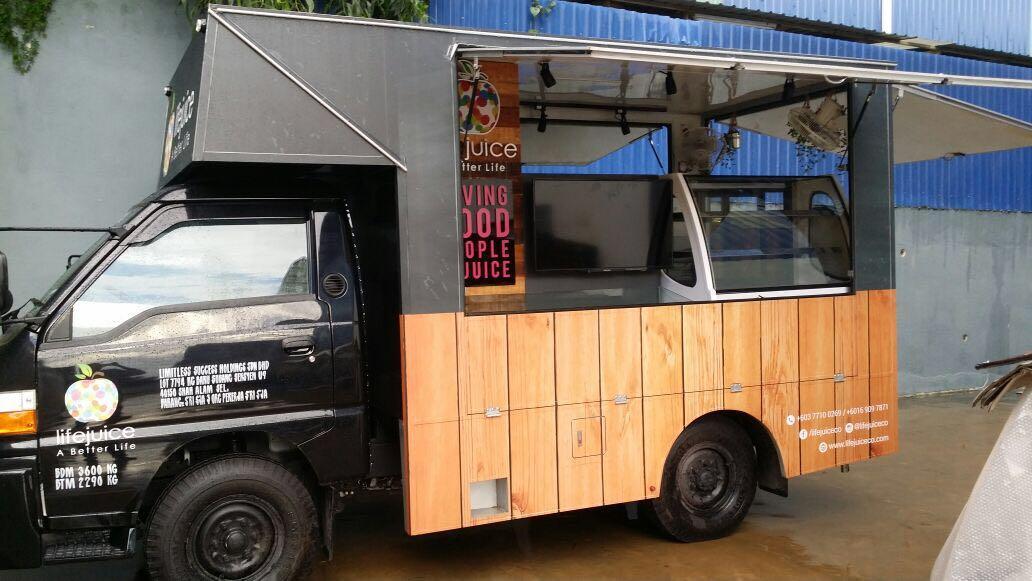 Food Truck for Sale! Urgent buyer needed  (Pristine condition)