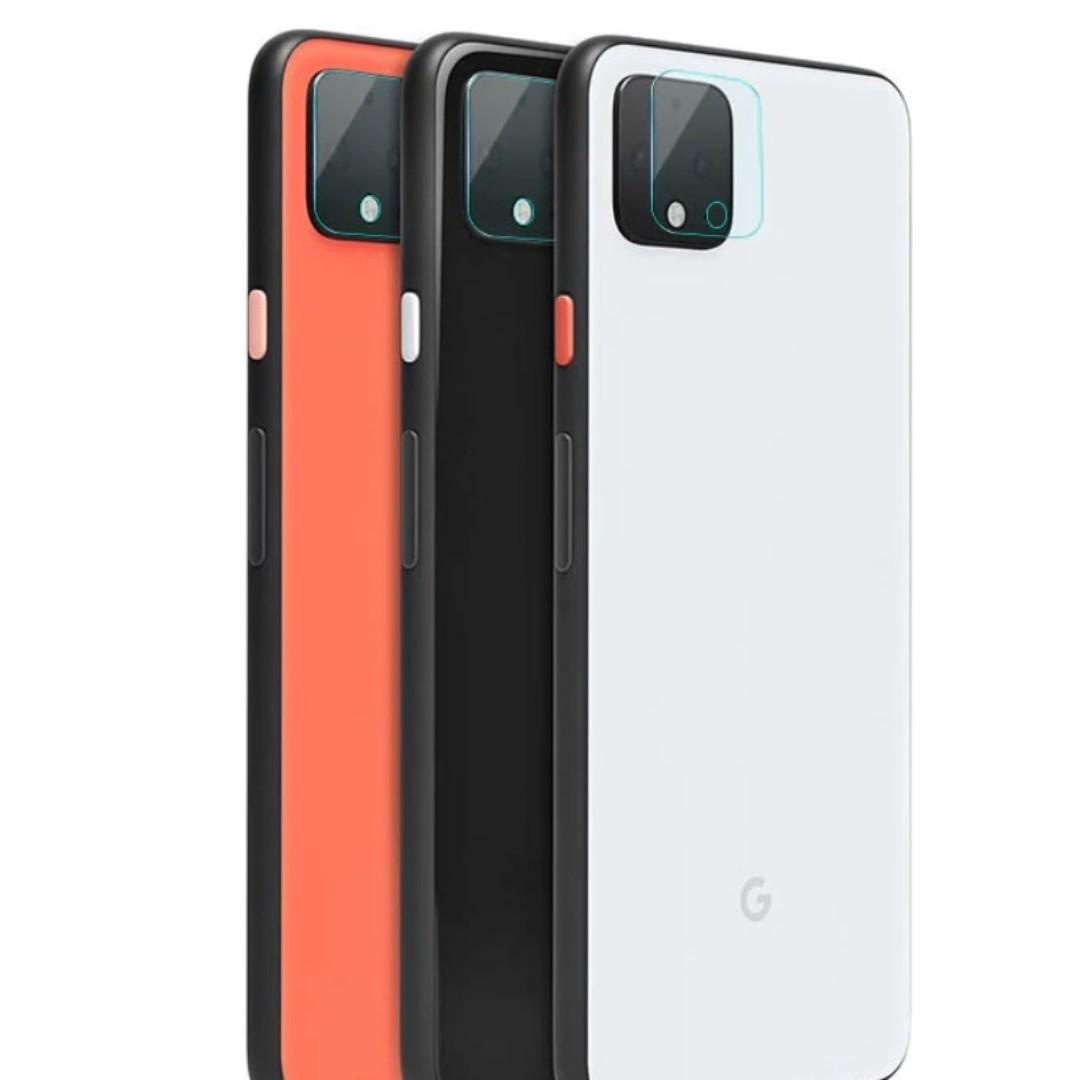 Google Pixel 4 XL Camera Lens Soft Glass Protector