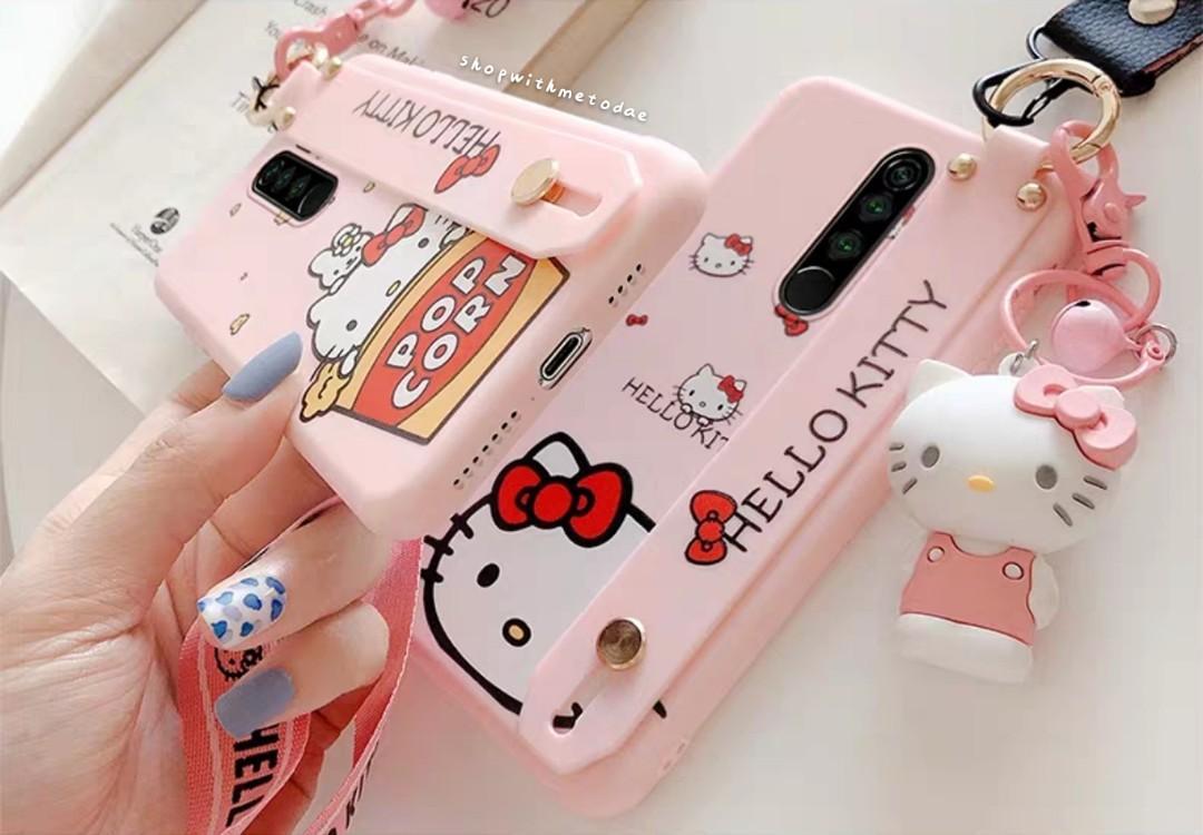 Hello Kitty Samsung / Oppo / Huawei / Xiaomi / Vivo casing