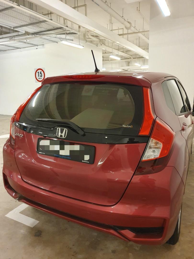 Honda Jazz 1.3 Hatchback LX (A)