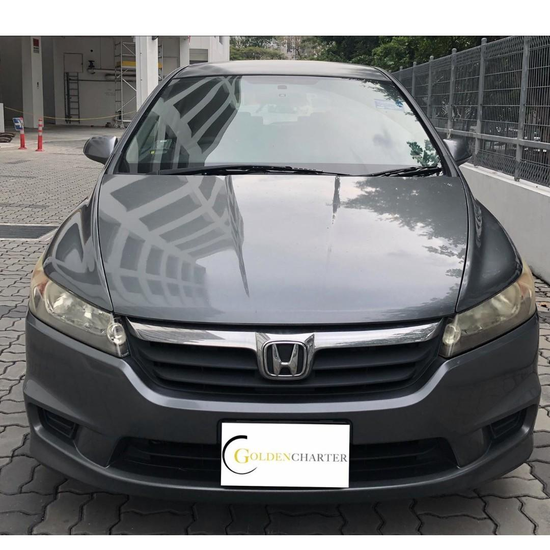 Honda Stream (MPV) For Rent ! Weekly gojek rental rebate available. Personal rental welcome, PHV ready.