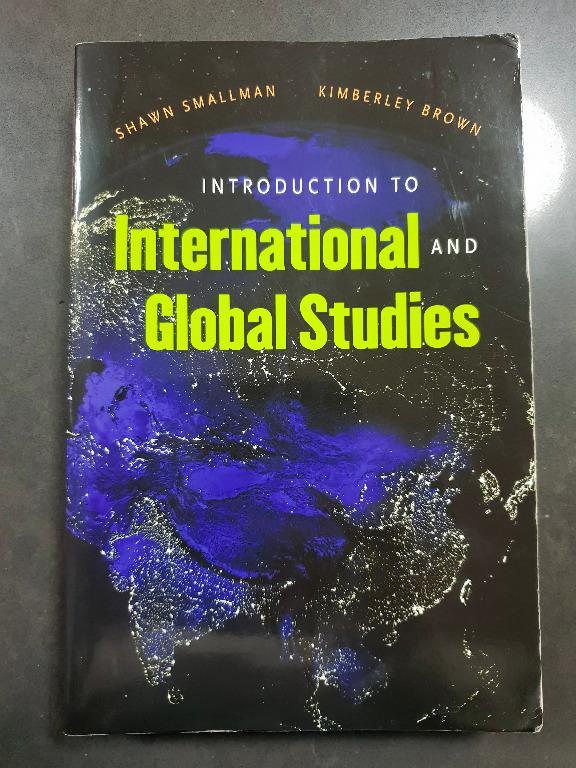 UTS Textbook: Introduction to International and Global Studies