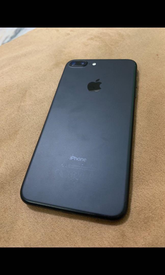 iPhone 7 Plus 128GB (Warranty 11/3/2020)