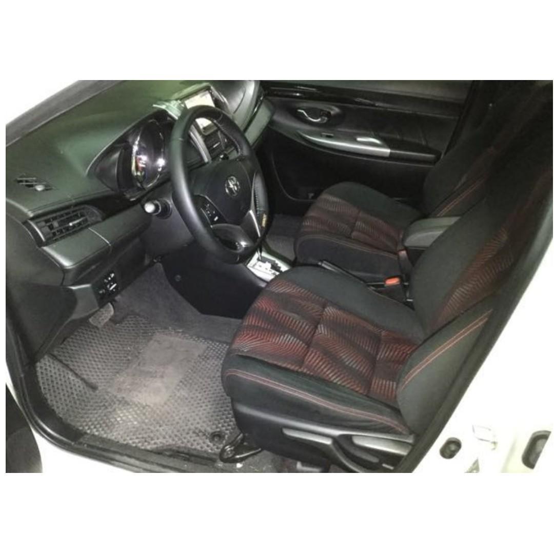 Jc car 2017年 Toyota Yaris 1.5L豪華S版 影音 空力套件