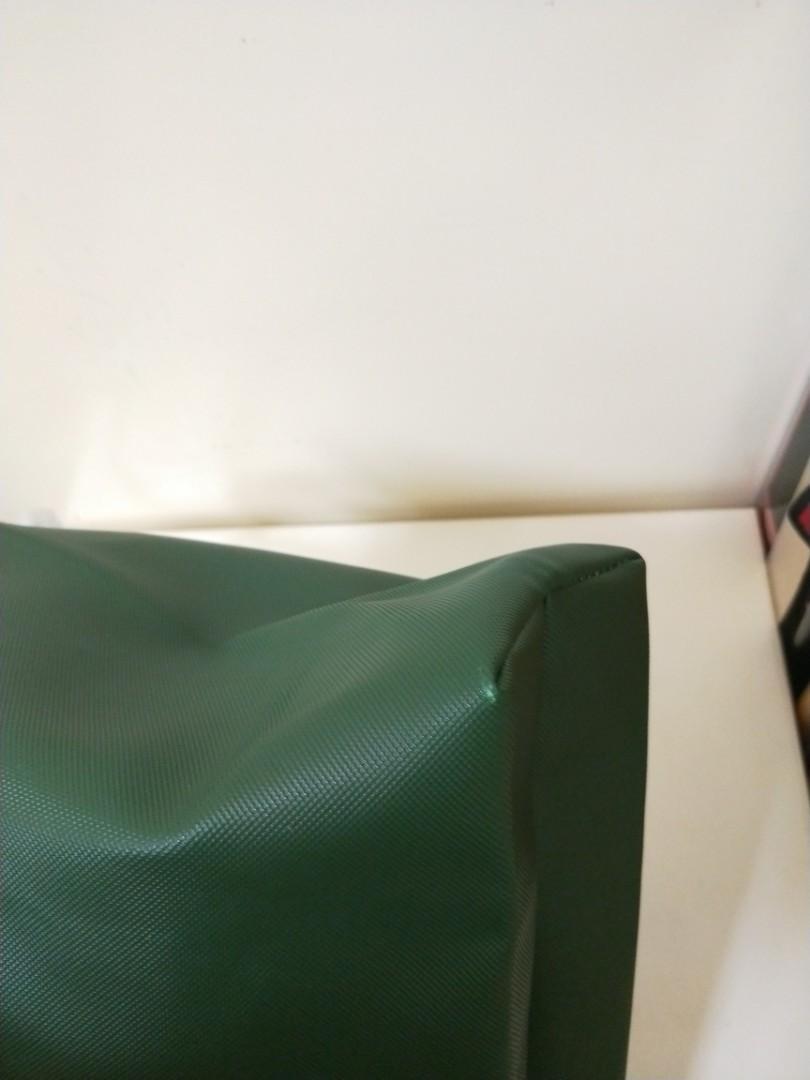 LACOSTE單肩托特包(綠色)