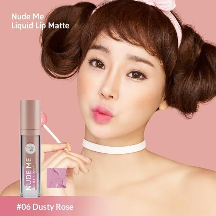 Lipstick Cathy doll - Nude Me 06#DustyRose