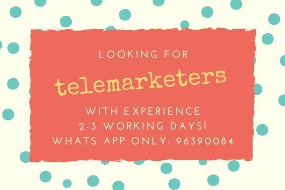 Looking to recruit. Job openings