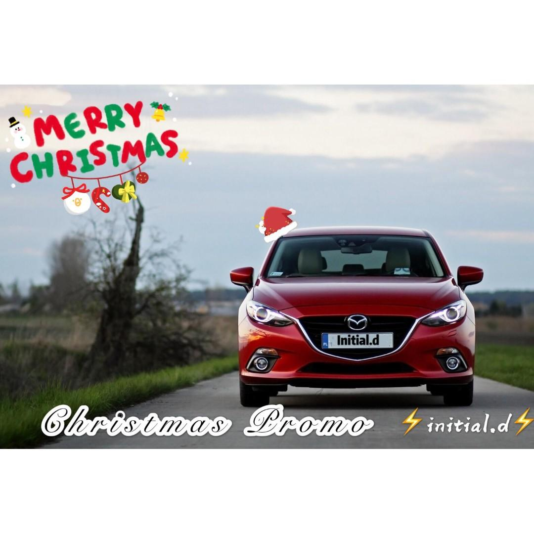 🎅🎄🎁Mazda3 Skyactiv-Christmas Super Value Promotion💰💰💰