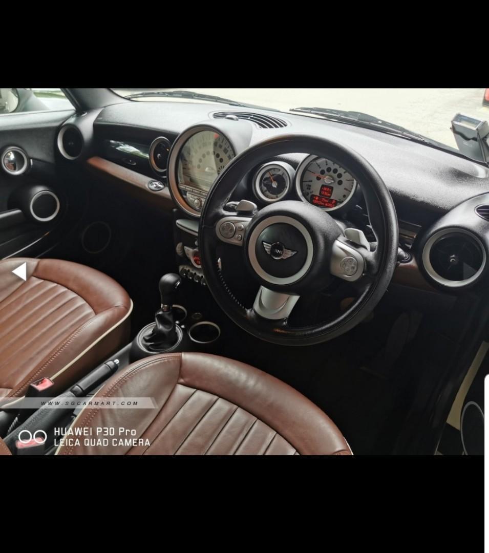 MINI Cooper 1.6 Cabriolet (A)