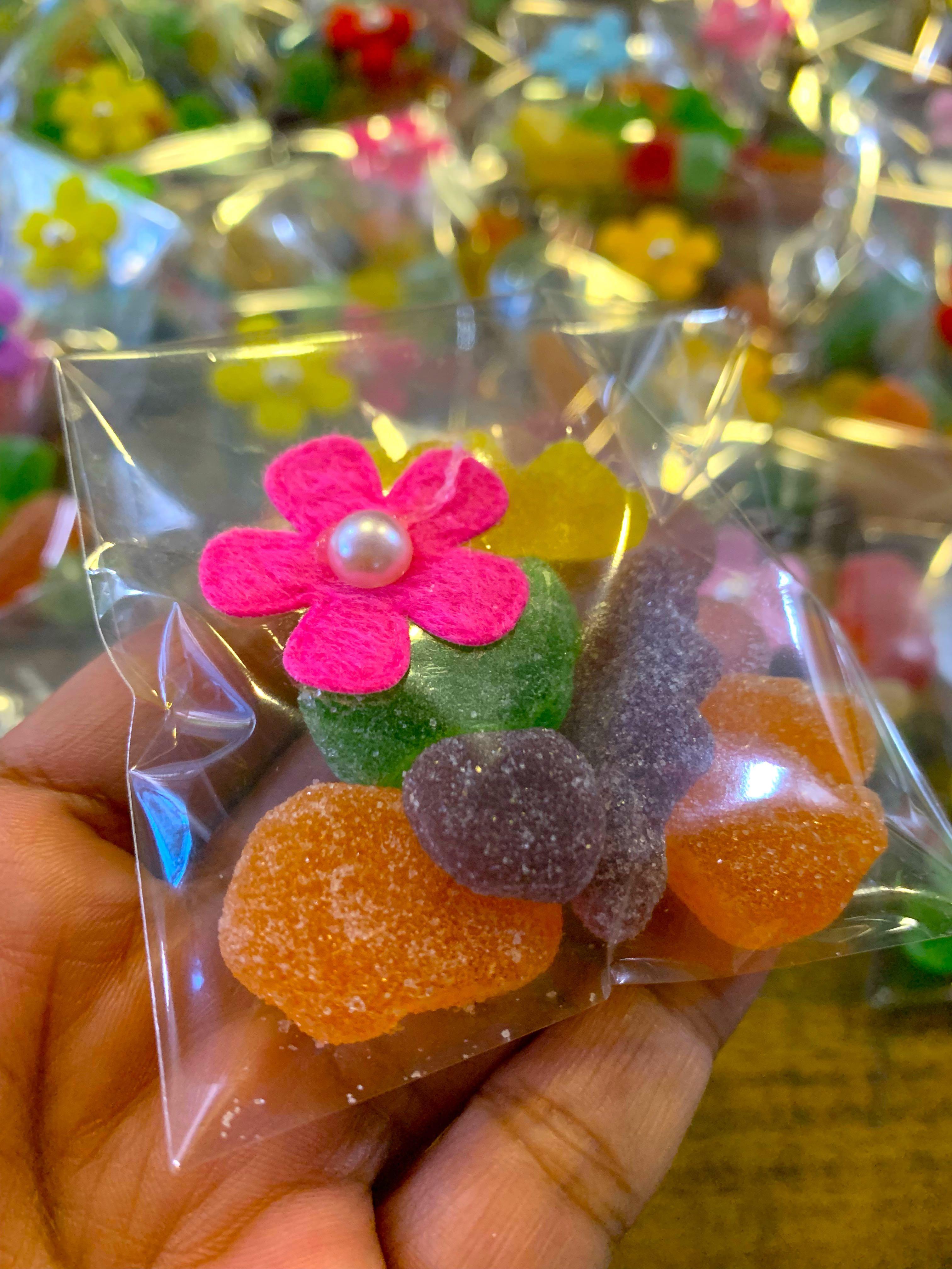 Mixed candies / doorgift