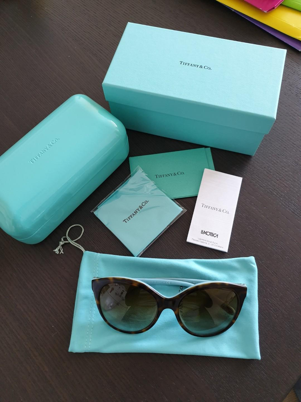 New, authentic tortoise shell Tiffany & Co Sunglasses