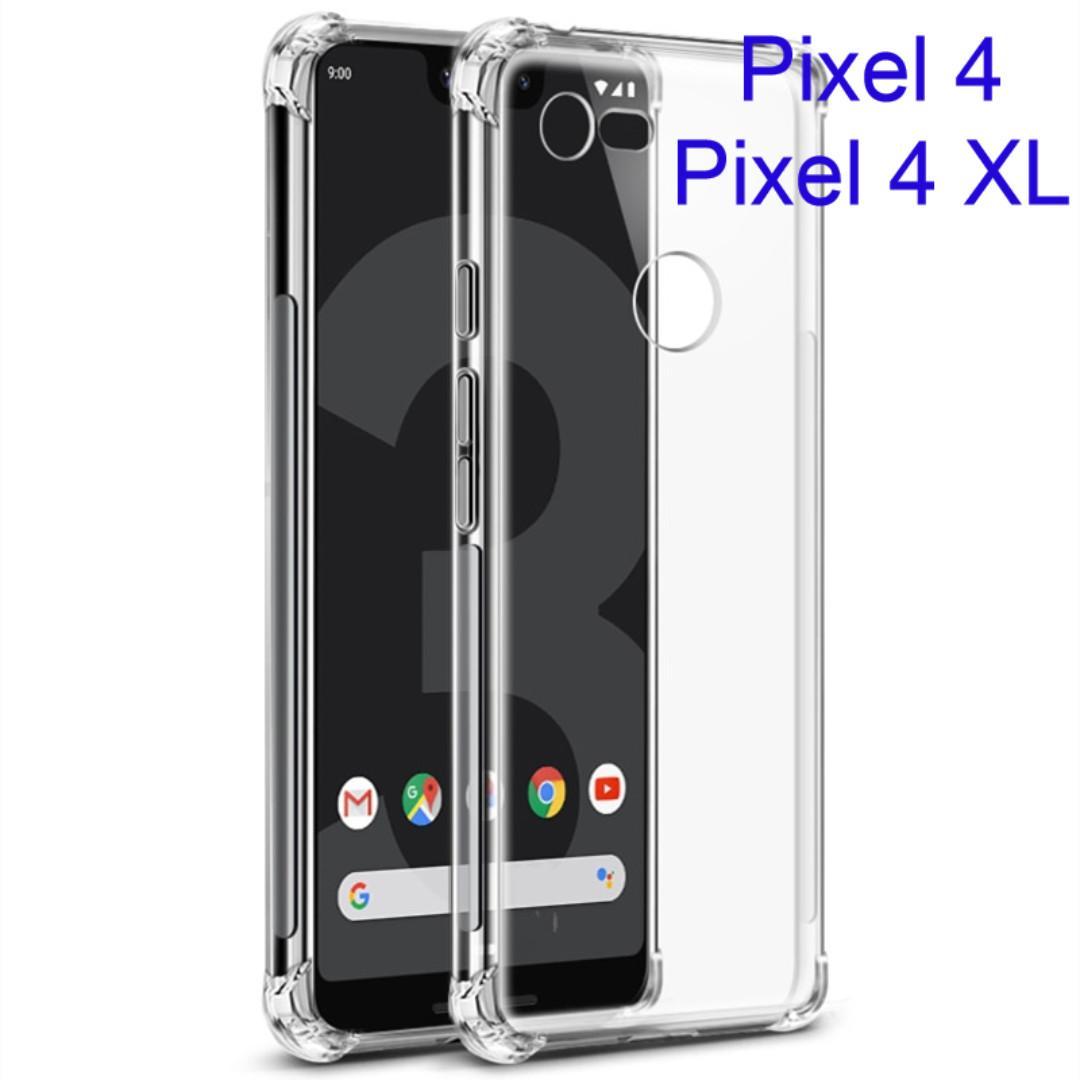 [PO] Google Pixel 4/ 4 XL Shockproof TPU Case