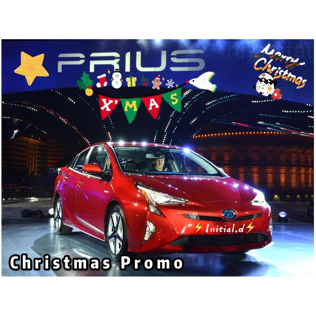 🎅🎄🎁Prius Hybrid-Christmas Super Value Promotion💰💰💰