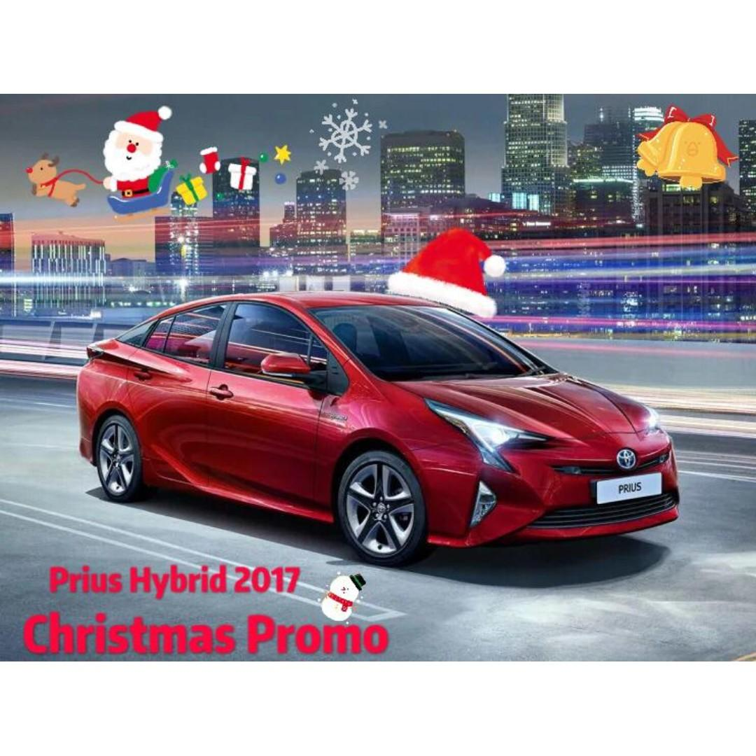🎅🎄🎁Prius S-Christmas Super Value Promotion💰💰💰