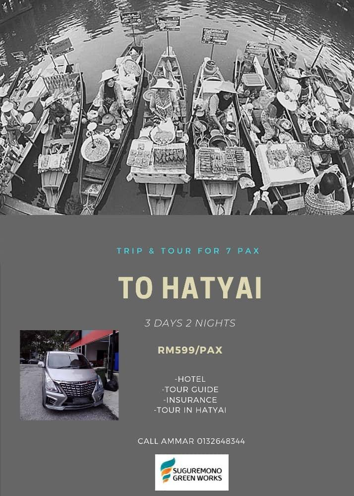 Private tour to Hat Yai