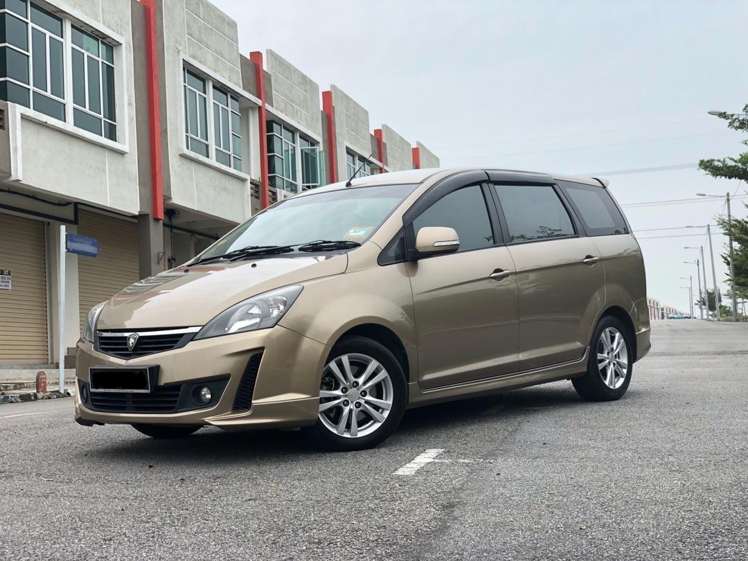 Proton Exora 1.6 (A) MPV kereta sewa murah Selangor KL
