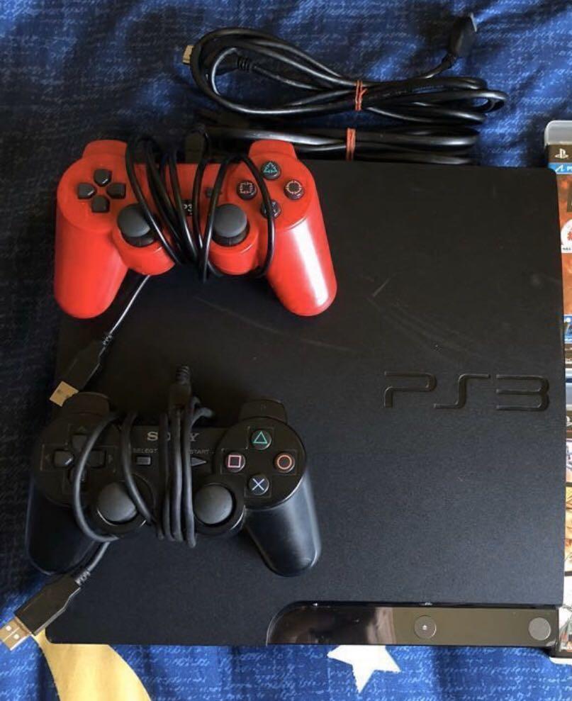 PS3遊戲機
