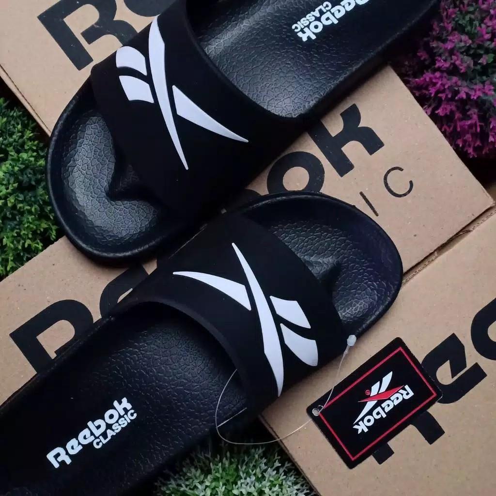 Reebok slippers slip on sandal sendal bukan zara