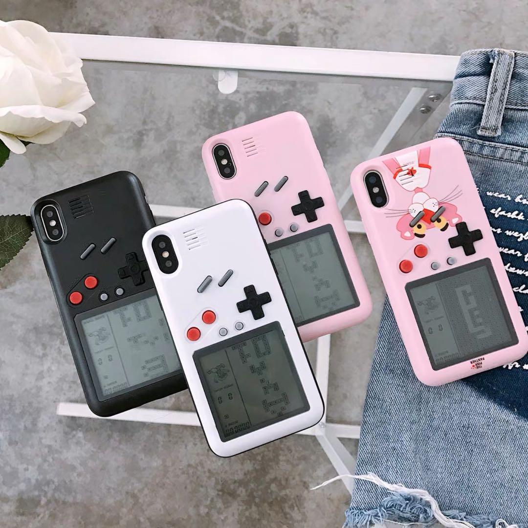 Retro Game phone casing gameboy iphone/Vivo/Huawei/Xiaomi