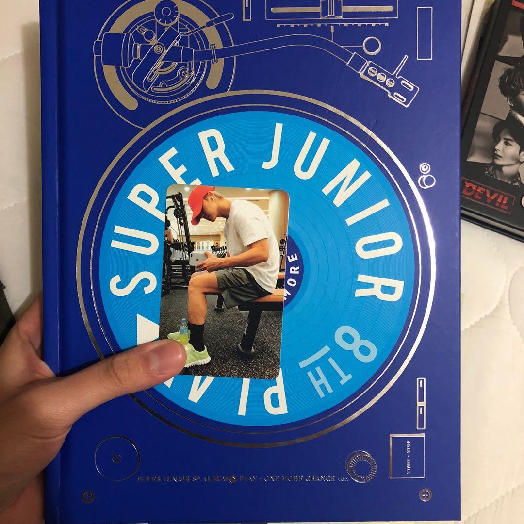 Super Junior專輯
