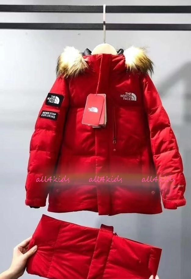 The North Face 80%羽絨(童裝及大人尺碼)