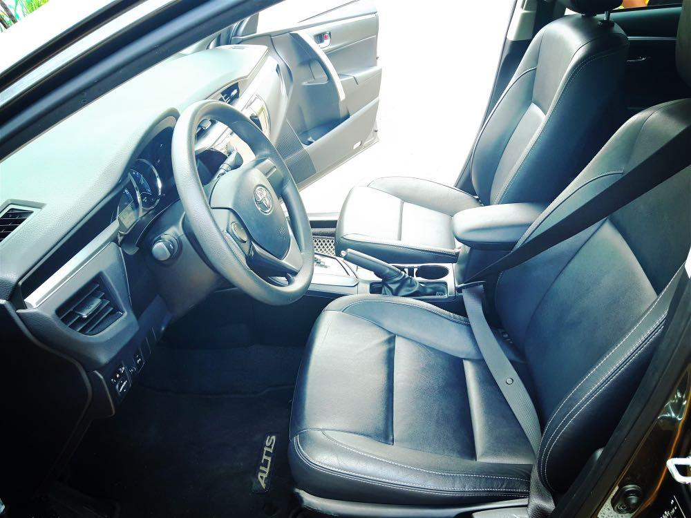 Toyota Alits 14