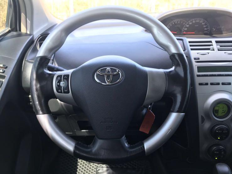 Toyota Yaris 2010年 G版