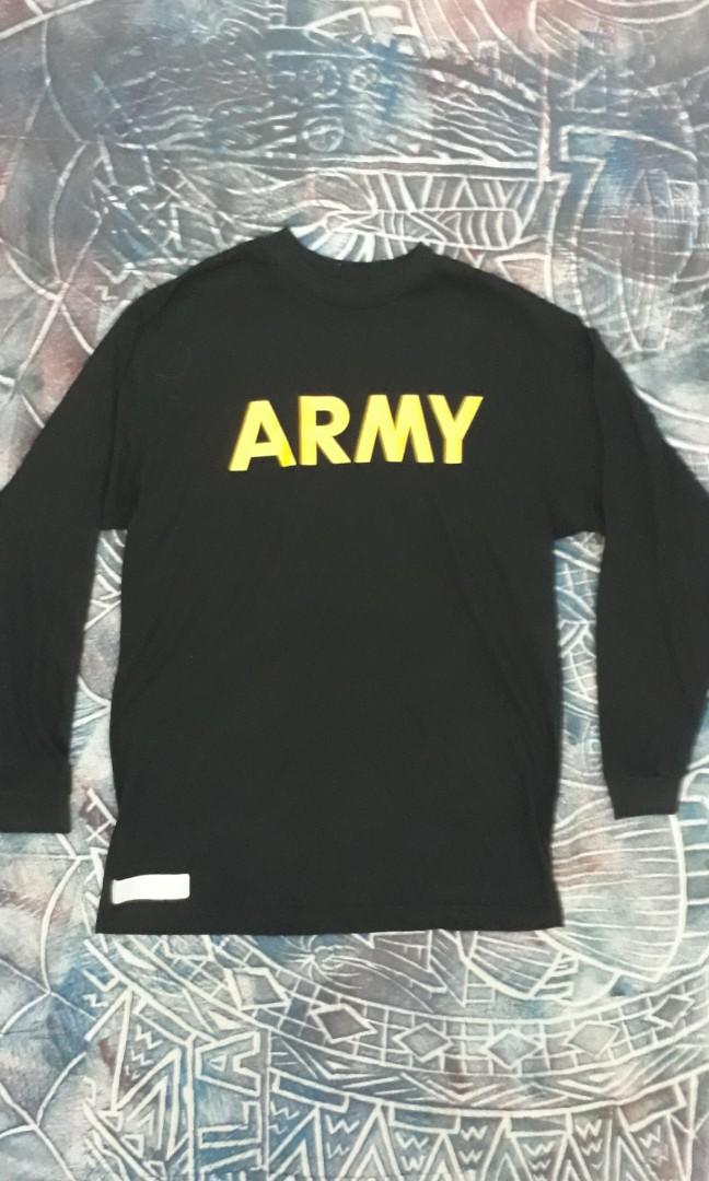 Us army Physical Fitness Uniform
