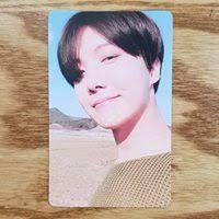 [WTS] BTS LOVE YOURSELF TEAR VERSION Y OFFICIAL JHOPE PHOTOCARD