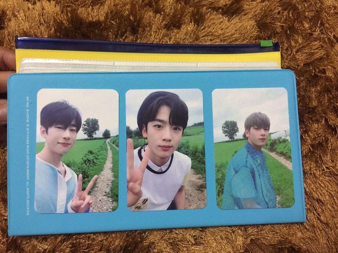 [WTS] X1 Mini Album Quantum Leap:Bisang 비상 AR Photocard pc