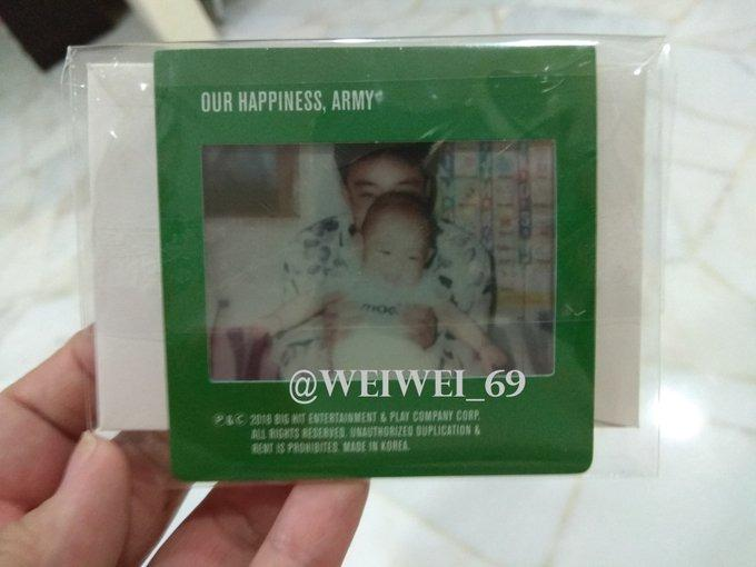 [WTT] Official BTS Season's Greeting 2019 baby photo