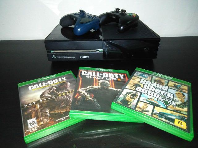Xbox One Console , Games , Controllers && Account