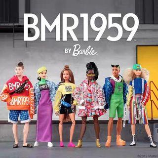 🆕 Barbie Doll BMR1959
