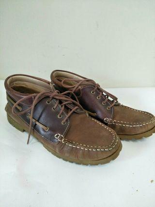 經典雷根帆船鞋(喬治皮鞋)
