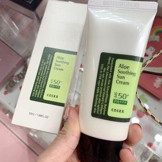 Cosrx Aloe Soothing Sun Cream 100% ORI COUNTER & BARU