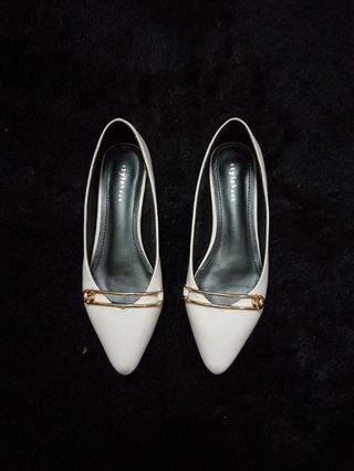Stylehaus Flats Shoes White