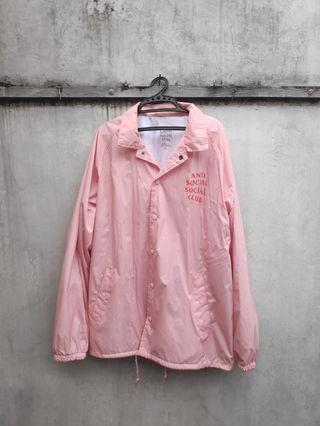[Ori] Anti Social Social Club coach jacket