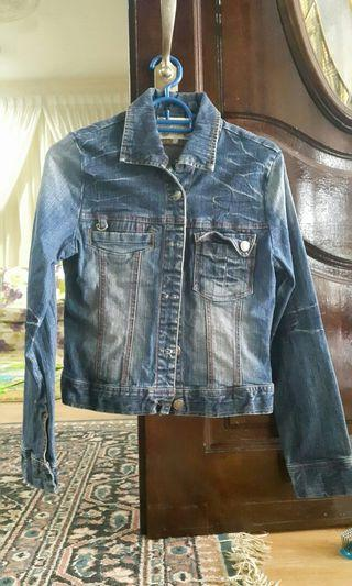 [Inc postage] Denim Jacket Toms Girl