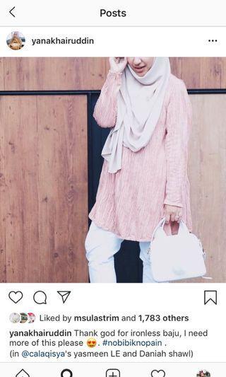 Calaqisya yasmeen LE blouse