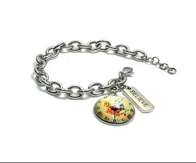 Charm Bracelet - Alice in Wonderland Theme B250