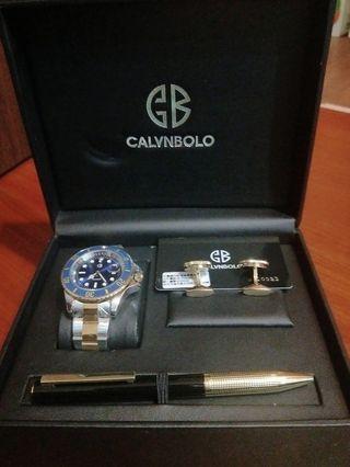 Galvnbolo手錶禮盒
