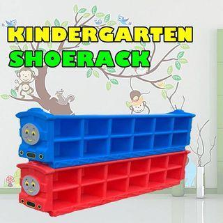 Kindergarten Shoe Rack