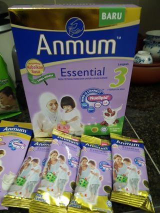 Anmum Milk step 3
