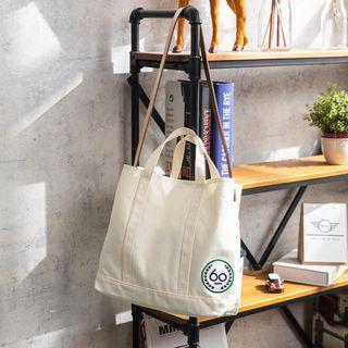 高質感帆布袋 Mini cooper60週年限定(大容量)
