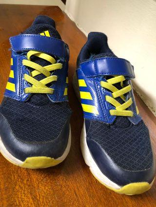 Adidas rubber shoes ortholite for kids