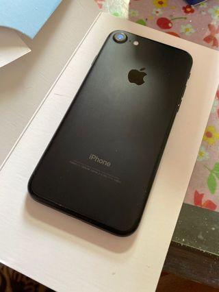 Apple iPhone 7-128g 霧黑